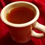 Deliciously Golden Bone Broth
