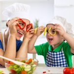 Families Cook–The Basics