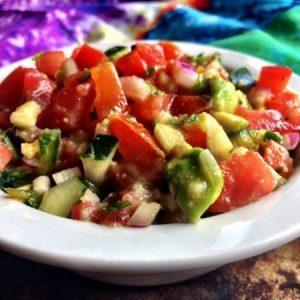 Gazpacho Salsa