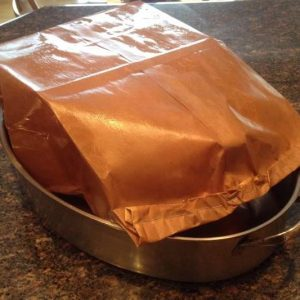 Roast Turkey in a Brown Paper Bag